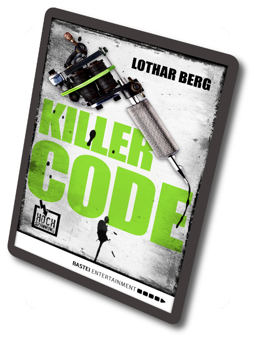 Ebookcover KILLERCODE